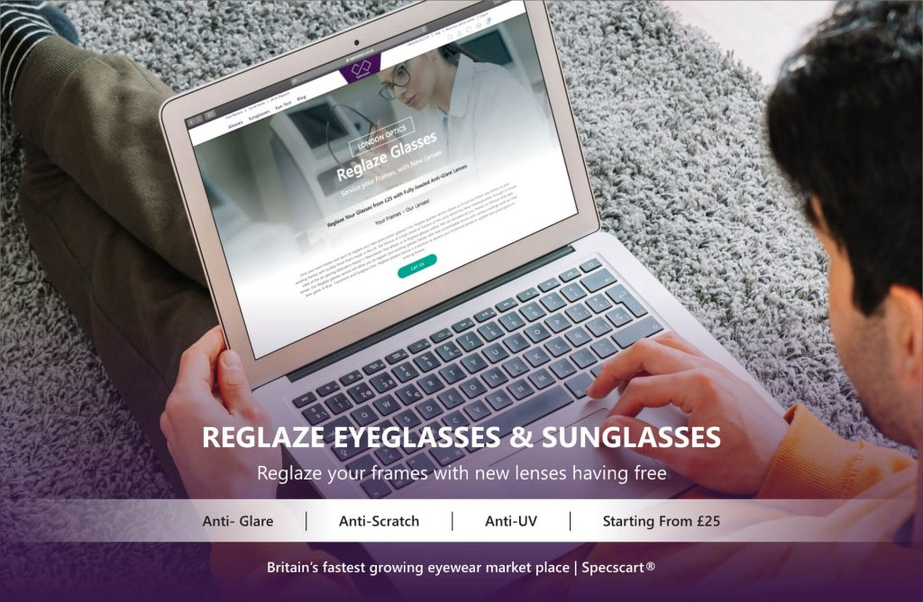 reglaze glasses