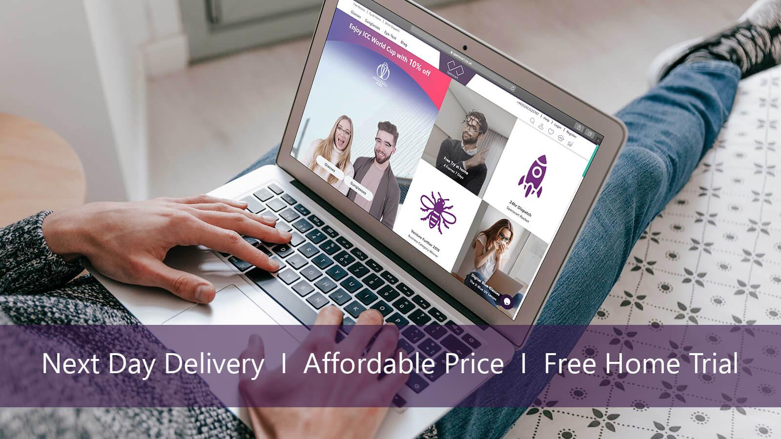 best online eyeglass store