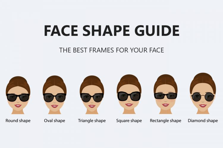 Sunglasses For Face Shape Women That Top Your Face