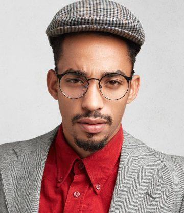 mens glasses for oval face shape